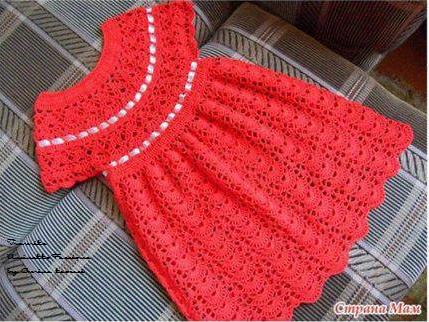vestito rosso da bambina