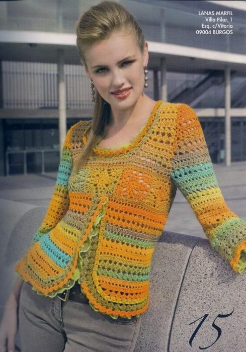 Favolosa Giacca Bianca Stile Chanel