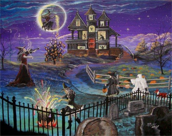 Halloweenè una festività anglosassone