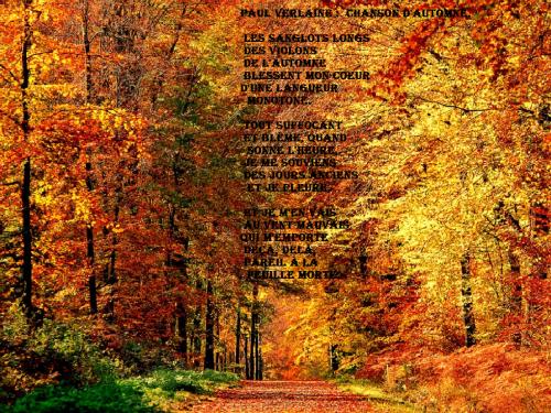 Poesia sull'autunnodi Paul Verlaine