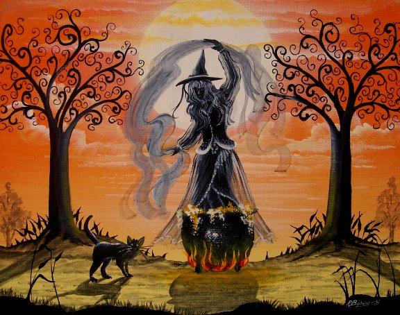 halloween e notte delle streghe