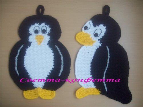 questa volta: il pinguino!