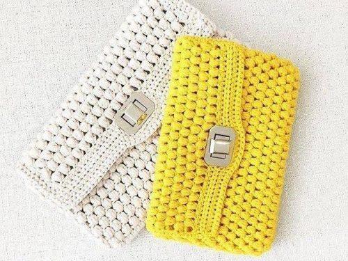 Stupende borse a forma di pochette