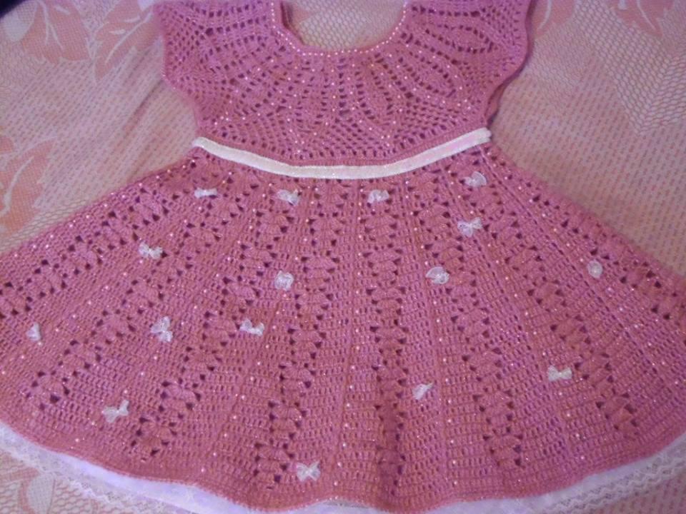 un favoloso abito per una principessina