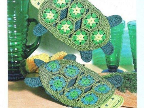 presine a forma di tartaruga