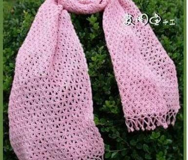 un bel punto per una bella sciarpa
