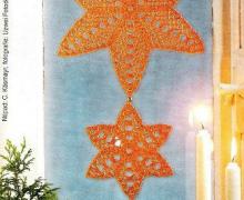 Bellissime stelle per decorazioni