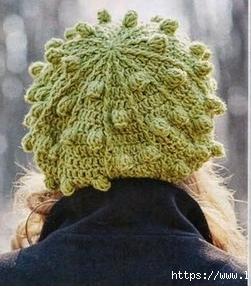 Meraviglioso e caldissimo berretto